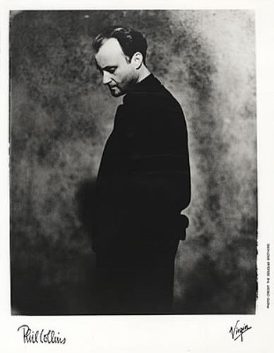 Phil Collins Photograph photograph UK COLPHPH310112