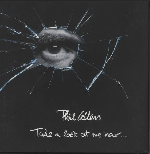 Phil Collins Take A Look At Me Now . . . CD Album Box Set UK COLDXTA747843
