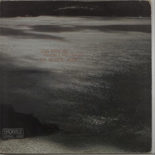 Phil Nimmons The Atlantic Suite vinyl LP album (LP record) Canadian QHNLPTH667638