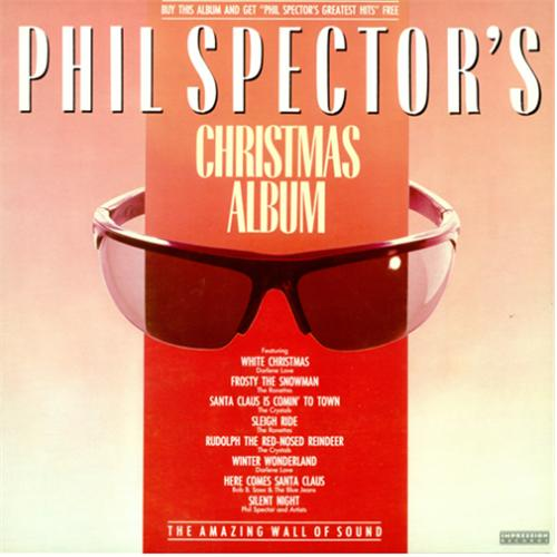Phil Spector Greatest Hits Amp Christmas Album Uk 2 Lp Vinyl