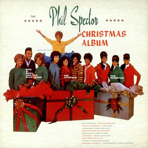 Phil Spector The Phil Spector Christmas Album UK vinyl LP ...