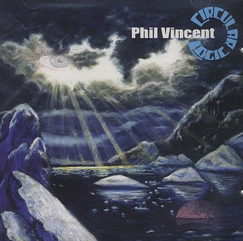 Phil Vincent Circukar Logic 2 CD album set (Double CD) German PC_2CCI376445