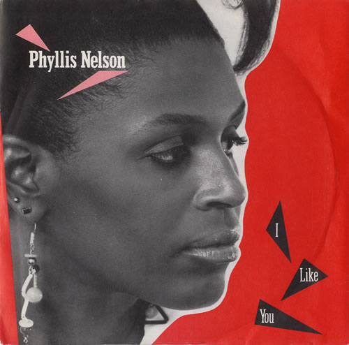 "Phyllis Nelson I Like You 7"" vinyl single (7 inch record) UK PHY07IL547310"