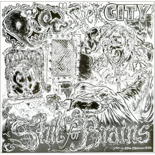 "Pig Sick City 12"" vinyl single (12 inch record / Maxi-single) US PIG12SI416779"
