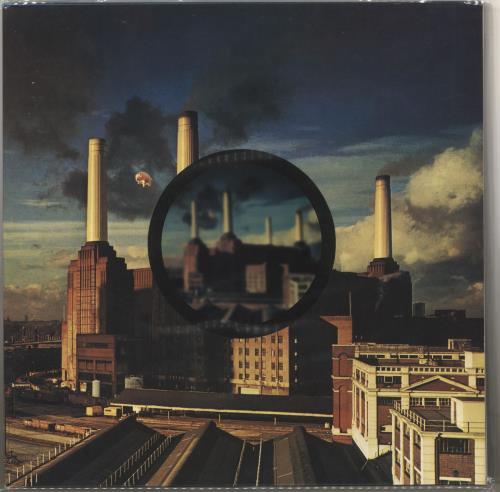 Pink Floyd '97 Vinyl Collection - 140g 1st Issue Vinyl Box Set UK PINVXVI92225