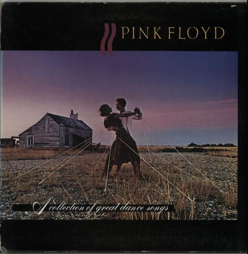 Pink Floyd A Collection Of Great Dance Songs - EX vinyl LP album (LP record) Japanese PINLPAC652913
