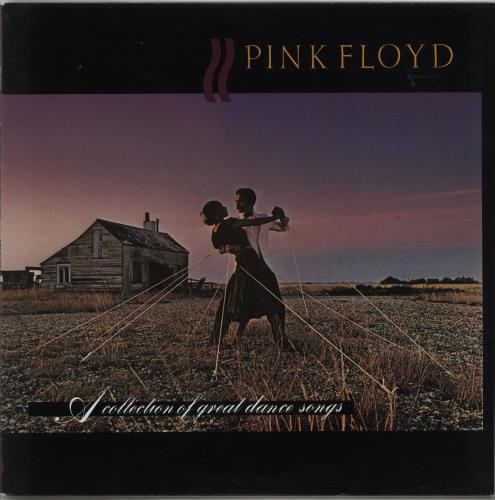 Pink Floyd A Collection Of Great Dance Songs vinyl LP album (LP record) Australian PINLPAC73705