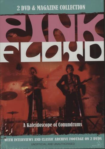 Pink Floyd A Kaleidoscope Of Conundrums DVD UK PINDDAK682605