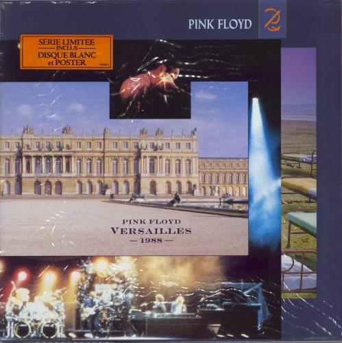 Pink Floyd A Momentary Lapse Of Reason White Vinyl