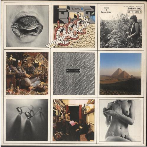 Pink Floyd A Nice Pair - 1st - Stickered - EX 2-LP vinyl record set (Double Album) UK PIN2LAN706477