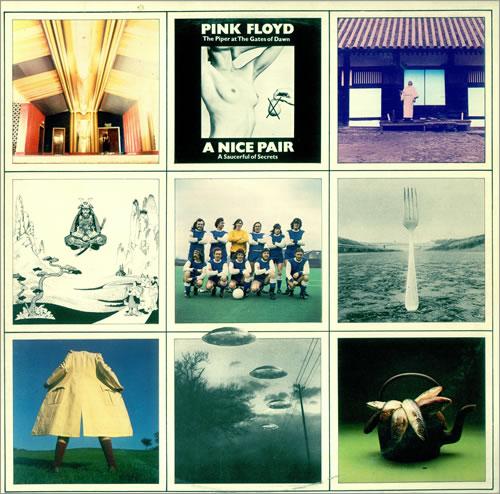 Pink Floyd A Nice Pair - 3rd 2-LP vinyl record set (Double Album) UK PIN2LAN443959