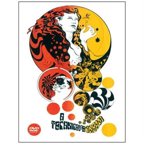 Pink Floyd A Technicolour Dream DVD UK PINDDAT448859