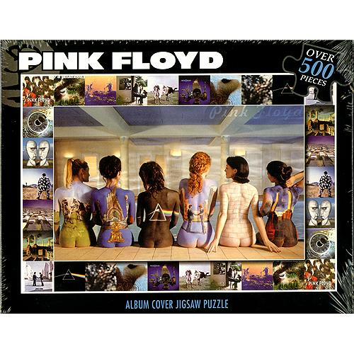 Pink Floyd Album Cover Jigsaw Puzzle Us Toy 384256 Icup30102
