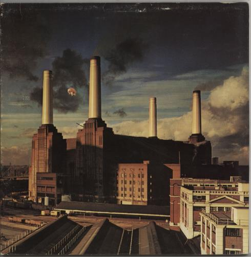 Pink Floyd Animals - 1st - EX vinyl LP album (LP record) UK PINLPAN544467
