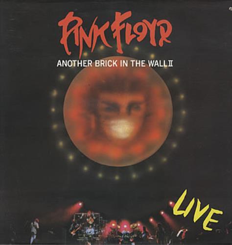 Pink Floyd Another Brick In The Wall II Korean vinyl LP