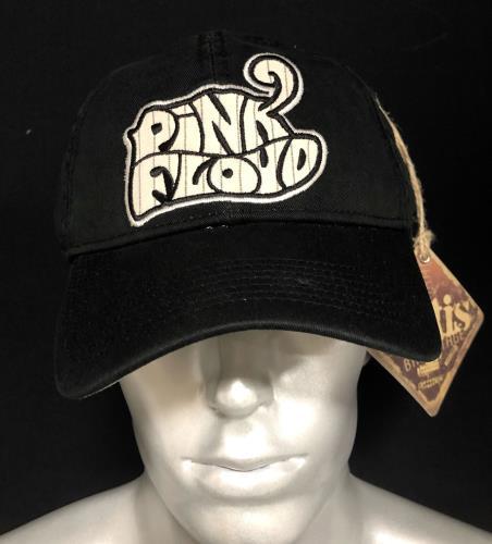 Pink Floyd Baseball Cap - Retro Text Logo hat UK PINHABA385161