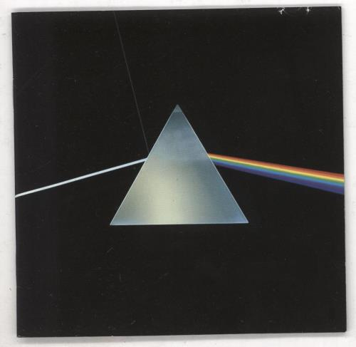 Pink Floyd Dark Side Of The Moon - The First And Last CD album (CDLP) UK PINCDDA442962