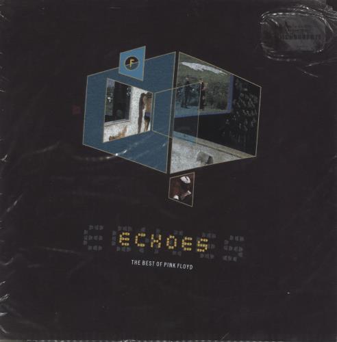 Pink Floyd Echoes : The Best Of pink Floyd t-shirt UK PINTSEC212967