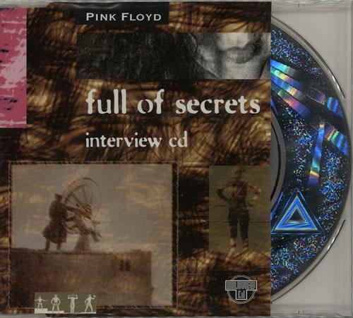 Pink Floyd Full Of Secrets - Interview CD CD album (CDLP) UK PINCDFU19915