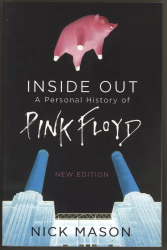Pink Floyd Inside Out - A Personal History Of Pink Floyd book UK PINBKIN717120