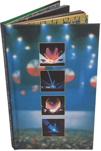 Pink Floyd Is There Anybody Out There? - The Wall Live 2 CD album set (Double CD) UK PIN2CIS509085