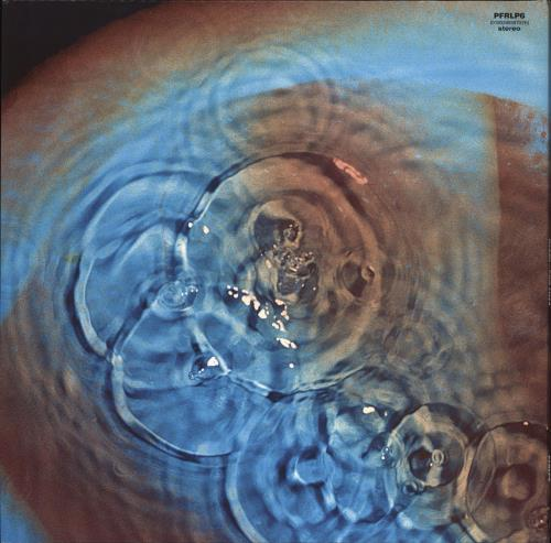 Pink Floyd Meddle - 180gm vinyl LP album (LP record) UK PINLPME714940