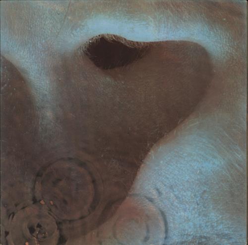 Pink Floyd Meddle - 2nd - EX vinyl LP album (LP record) UK PINLPME685312