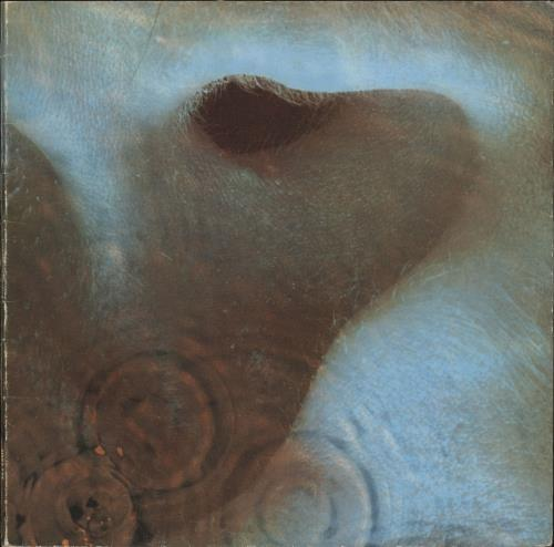 Pink Floyd Meddle - 2nd - smooth p/s vinyl LP album (LP record) UK PINLPME592408