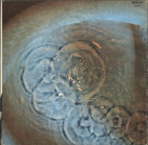 Pink Floyd Meddle - 3rd - EX vinyl LP album (LP record) UK PINLPME592408