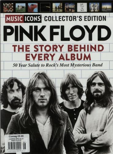 Pink Floyd Music Icons: Collectors Edition UK magazine
