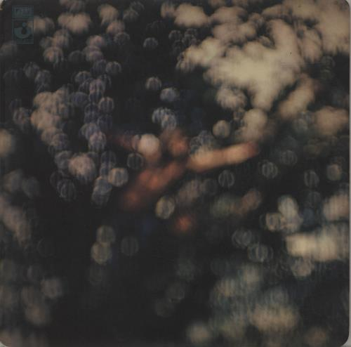 Pink Floyd Obscured By Clouds - 1st (A) vinyl LP album (LP record) UK PINLPOB681852