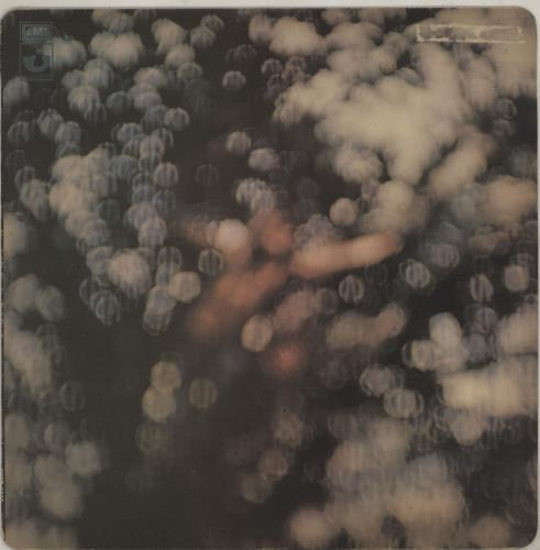 Pink Floyd Obscured By Clouds - 3rd - VG vinyl LP album (LP record) UK PINLPOB763164