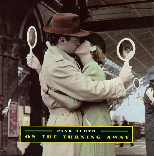 """Pink Floyd On The Turning Away - Pink 7"""" vinyl single (7 inch record) UK PIN07ON22054"""