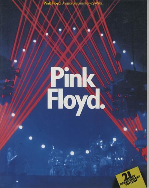 Pink Floyd Pink Floyd: A Visual Documentary book UK PINBKPI345446