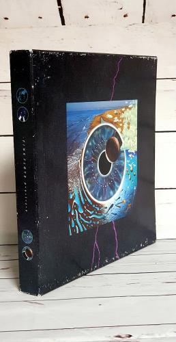 Pink Floyd Pulse - VG/EX Vinyl Box Set UK PINVXPU725535