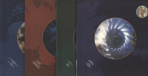Pink Floyd Pulse Vinyl Box Set UK PINVXPU54292