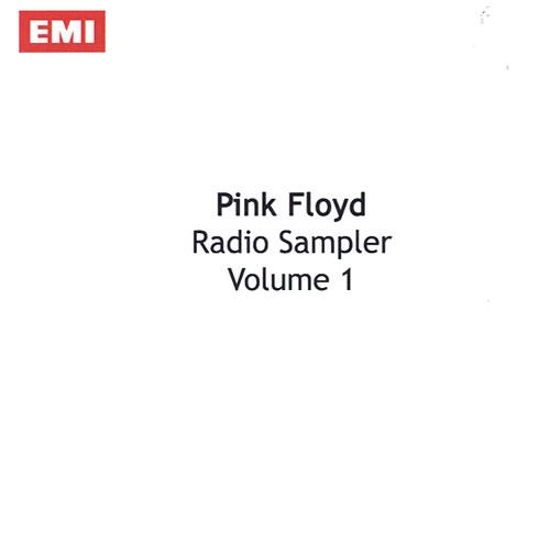 Pink Floyd Radio Sampler Volume 1 CD-R acetate UK PINCRRA551695