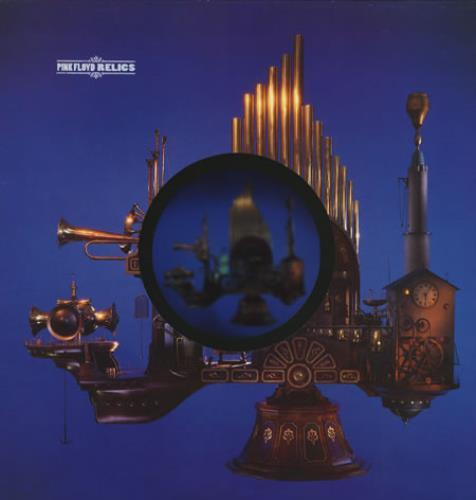 Pink Floyd Relics vinyl LP album (LP record) UK PINLPRE221262
