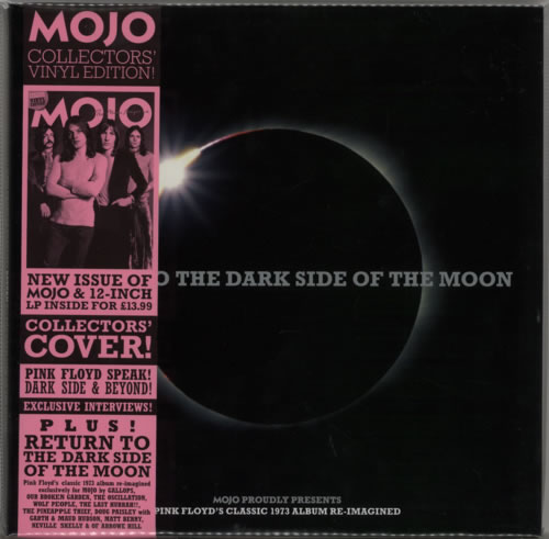Pink Floyd Return To The Dark Side Of The Moon vinyl LP album (LP record) UK PINLPRE619243