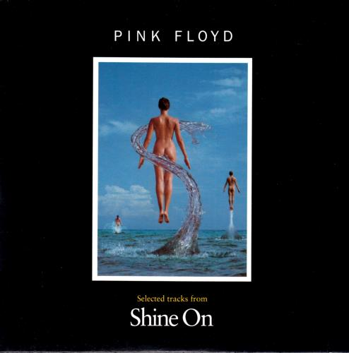 Pink Floyd Selected Tracks From Shine On CD album (CDLP) UK PINCDSE11257
