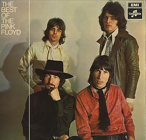 Pink Floyd The Best Of The Pink Floyd vinyl LP album (LP record) Dutch PINLPTH248586