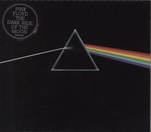 Pink Floyd The Dark Side Of The Moon (2016 issue) CD album (CDLP) UK PINCDTH674141