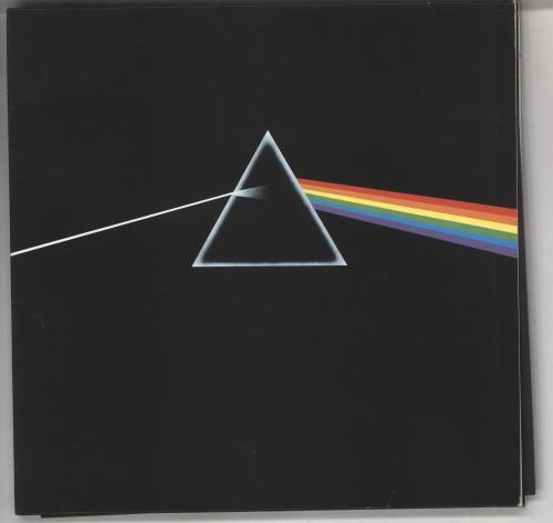 Pink Floyd The Dark Side Of The Moon - 180gm - EX vinyl LP album (LP record) UK PINLPTH735311