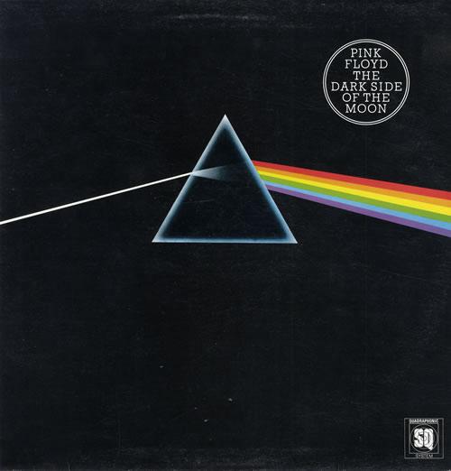 Pink Floyd The Dark Side Of The Moon - EX vinyl LP album (LP record) Australian PINLPTH551566