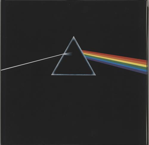 Pink Floyd The Dark Side Of The Moon - No Stickers vinyl LP album (LP record) UK PINLPTH757675