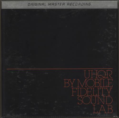 Pink Floyd The Dark Side Of The Moon - UHQR - Sealed Vinyl Box Set US PINVXTH106469