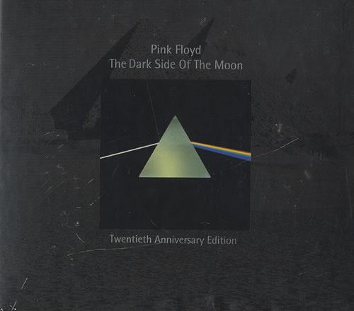 Pink Floyd The Dark Side Of The Moon CD album (CDLP) UK PINCDTH469044