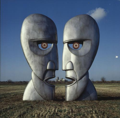 Pink Floyd The Division Bell - 180gm 2-LP vinyl record set (Double Album) UK PIN2LTH716584