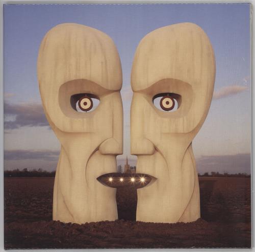 Pink Floyd The Division Bell - 180gram Blue Vinyl - Sealed 2-LP vinyl record set (Double Album) UK PIN2LTH722661