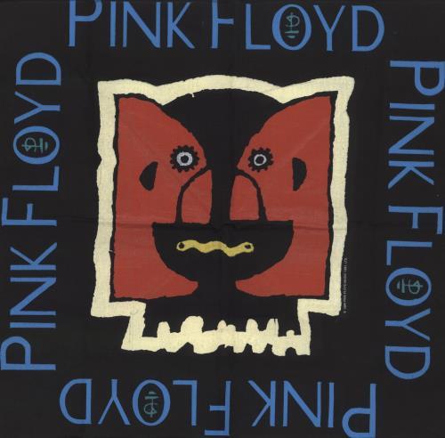 Pink Floyd The Division Bell - Euro + Ticket, Bandana & Badges tour programme UK PINTRTH716849